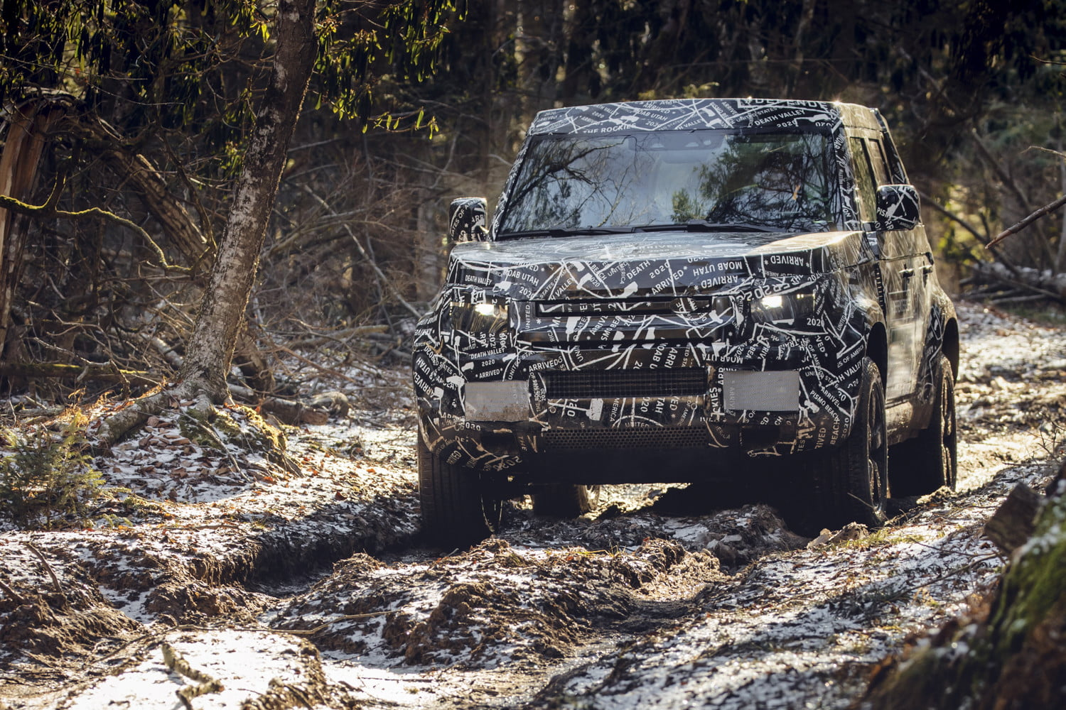 Land Rover is Finally Bringing Its Next-Generation Defender to the U.S.