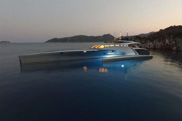 adastra trimaran luxury adventure yacht 7