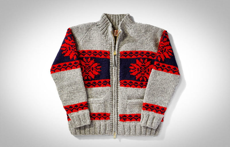 Alpental Cowichan Sweater