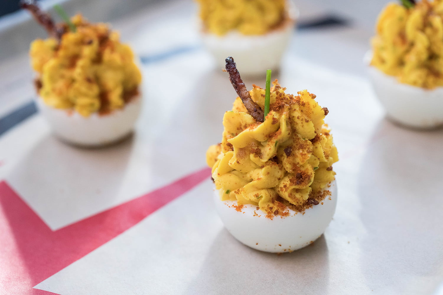 These Are, Hands Down, the Best Deviled Eggs on the Planet