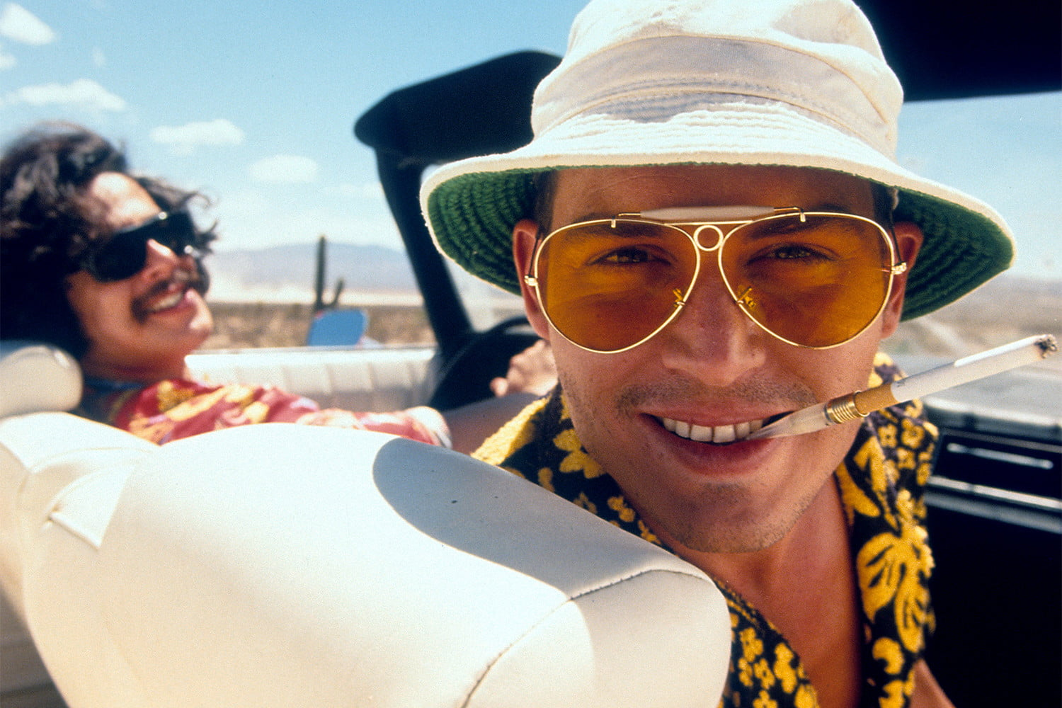 This Map Will Take You on the Same Road Trip in 'Fear and Loathing in Las Vegas'